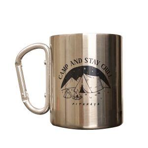 Camping SS Mug