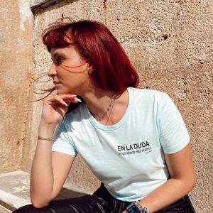 En Duda Ladies' T-Shirt