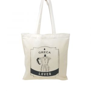 Greca Lover Tote Bag