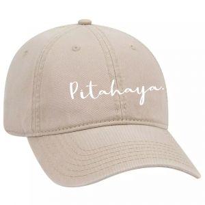 Pitahaya DTG Dad Cap-Khaki