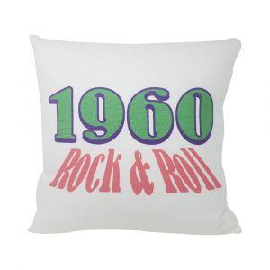 60's Rock & Roll Pillow