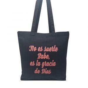 No es suerte BABE Tote Bag