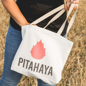 Pitahaya Tote Bag