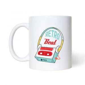 Retro Beat Mug