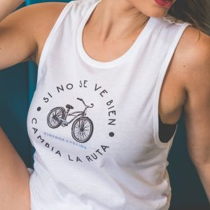 Vintage Cycling Muscle Tank